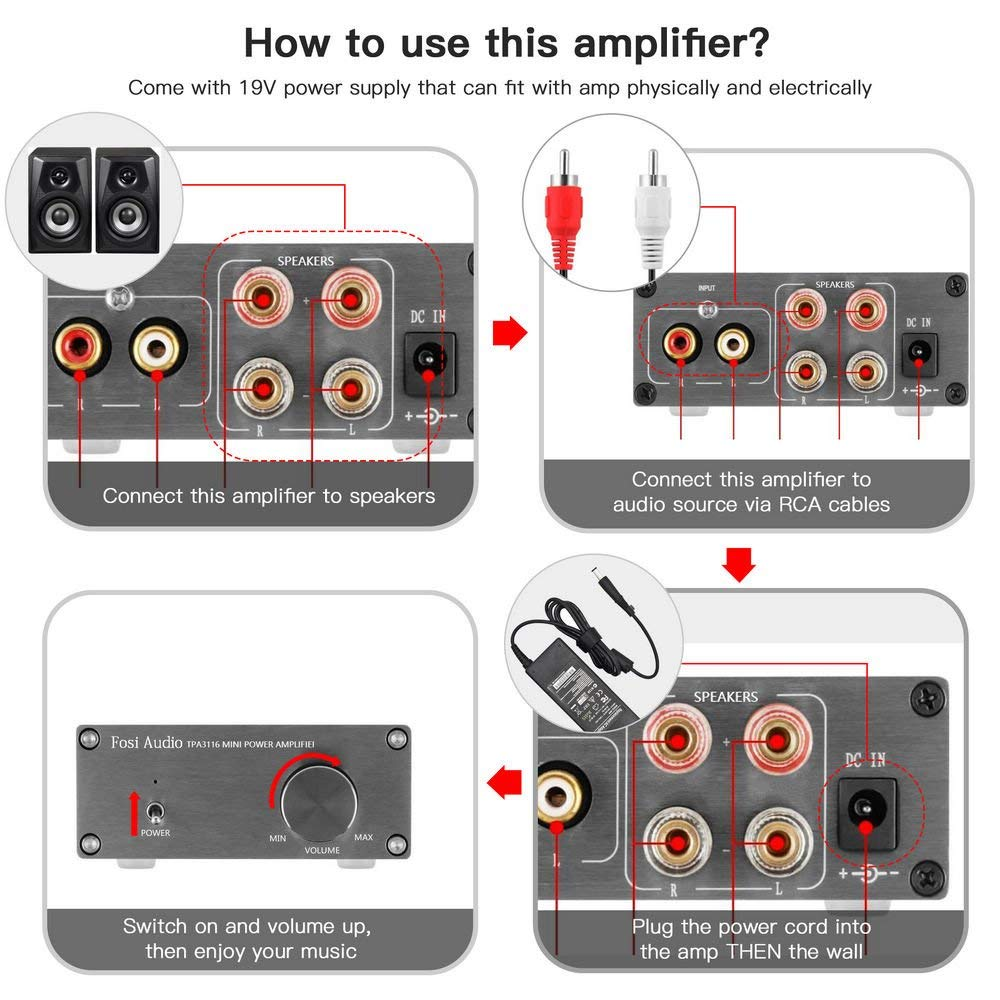 Rife Amplifier How to use